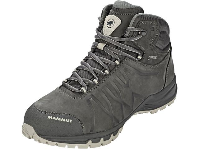 Mammut Mercury III Mid GTX Shoes Herren graphite-taupe